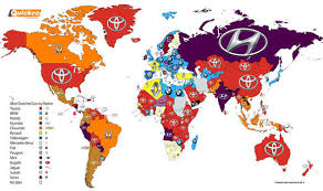 most popular bmw cars do you prefer a bmw or toyota map of s most