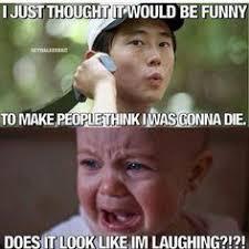 Glenn Walking Dead Meme - my glenn the walking dead theory michelle leigh writes