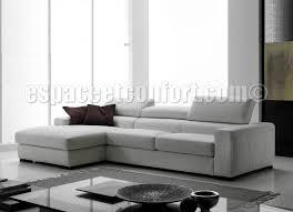 tetiere canape canapé d angle 1 têtières relevables