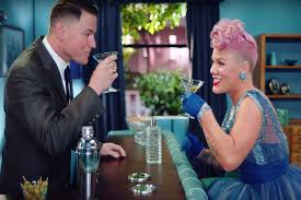 channing tatum insists he never channing tatum does all kinds of dance s m with p nk in video