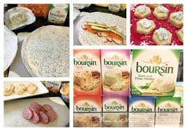 boursin cuisine light 3 easy appetizers with boursin cheese lemoine family kitchen