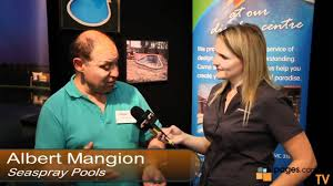 seaspray pools interview at hia home show melbourne 2011 youtube