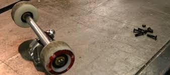 Pousser En Mongo Est Il by Bien Choisir Sa Visserie Pour Son Skateboard