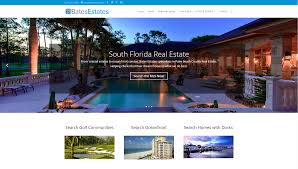 real estate website for bates estates silversky agency