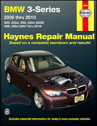 bmw 3 shop service manuals at books4cars com