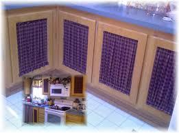 Kitchen Cabinet Curtains Amazing Kitchen Cabinet Curtains With Kitchen Cabinet Ideas Using