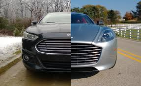 hyundai genesis vs ford fusion five ways the ford fusion is better than the aston martin rapide s