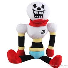 legend plush toys undertale dolls 30 cm skulls cartoon