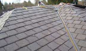 Flat Tile Roof Euroshield Eco Friendly Roofing Technical Rubber