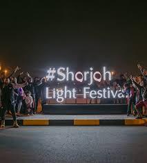 lights fest promo code sharjah light festival 2018