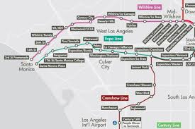 Link Light Rail Map Curbedwire Metro Map 2030 Venice U0027s Whole Foods Famima Closes