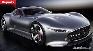 mercedes supercar mercedes benz vision gran turismo concept autonetmagz