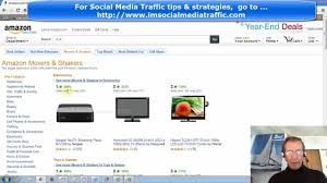 finding the best amazon products to sell as an affiliate youtube