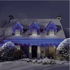 contemporary design outdoor icicle lights sacharoff