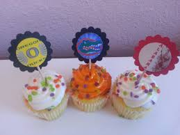 georgia bulldogs cupcake toppers pick your team on storenvy