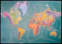 Us Physical Map World Physical Map Full Size