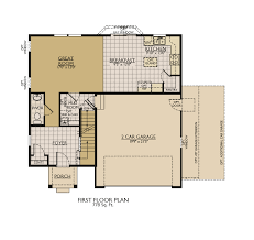 Fox And Jacobs Floor Plans Fremont Floor Plans William Ryan Homes