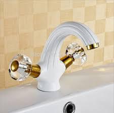 crystal bathroom sink faucets online crystal bathroom sink