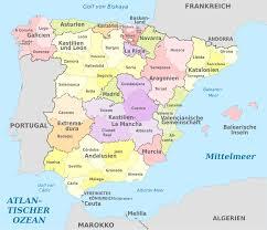 Salamanca Spain Map by File Spain Administrative Divisions Regions Provinces De