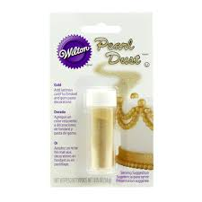 find the wilton pearl dust at michaels