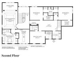Classic Colonial Floor Plans by Dutchess Farm Estates The Henley Home Design