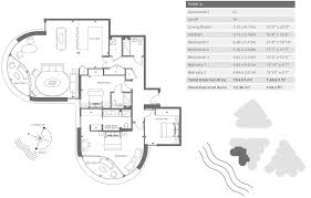3 bed flat for sale in the corniche tower two 20 albert floor plan corniche