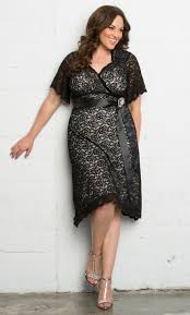 Plus Size Womens Clothing Stores Plus Size Evening Attire From Kiyonna Clothing