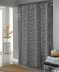 Large Print Curtains Unique Curtains Animal Print Curtain Bestcurtains Throughout The