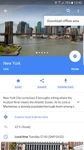 New York Google Map by Google Maps 15 Helpful Tips And Tricks Page 2 Digital Trends