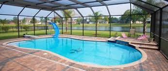 enclosed pool swimming pool enclosures windows palm city fl