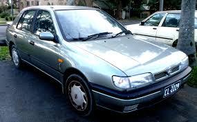 nissan sunny 1991 nissan sunny hatchback 1993 on motoimg com