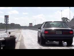 5 0 mustang and fast fords 1993 ford mustang ssp lx drag test mustangs fast fords
