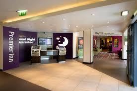 Aberdeen Airport Information Desk Premier Inn Aberdeen Airport Dyce Aberdeen United Kingdom
