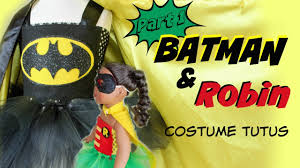 Batman Robin Halloween Costumes Girls Batman Robin Costumes Girls Dolls 1