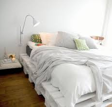 How To Make A Platform Bed With Pallets by Diy Furniture Projects Made Of Whole Pallets