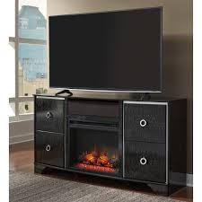 modern ideas ashley furniture fireplace tv stand frantin tv w129