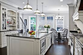 gray cabinets what color walls 25 glamorous gray kitchens tidbits twine