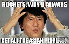 What Is Meme On Facebook - get all the asian players meme
