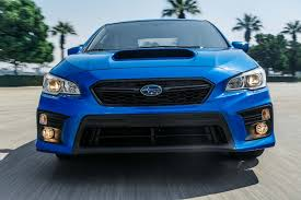subaru wrx hatchback spoiler 2018 subaru wrx first test review motor trend