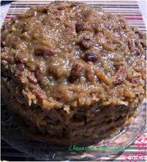 german chocolate cake clever housewife