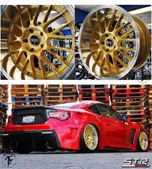 lexus is 250 bolt pattern 18x8 5 str 514 wheels rims gold 5x114 3 30 fit lexus is250 is300