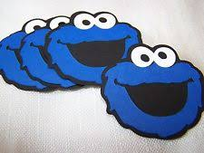 cookie monster party supplies ebay