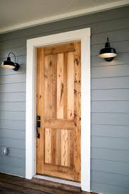 Wood Exterior Door Kitchen Pvc Exterior Doors Layout With Door Lowes Sliding Window
