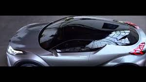 toyota global updated toyota c hr concept at 2015 frankfurt motor show youtube