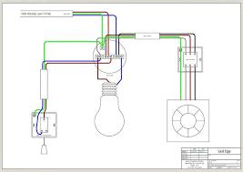 wiring bathroom extractor fan lighting circuit simple vent heater
