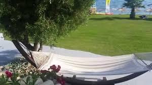 nefeli beach bar nea skioni chalkidiki greece youtube