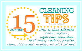 cleaning tips the best 15 cleaning tips the 36th avenue
