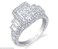 100000 engagement ring bushnell shows 100 000 neil ring with