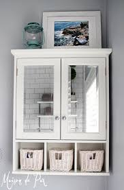 Small Bathroom Shelf Ideas Best 25 Bathroom Medicine Cabinet Ideas Only On Pinterest Small