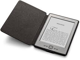 amazon com amazon kindle leather cover black does not fit